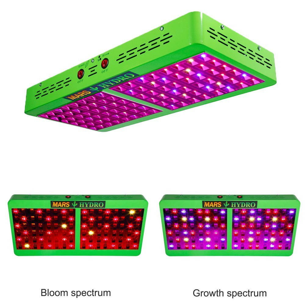 marshydro grow lights