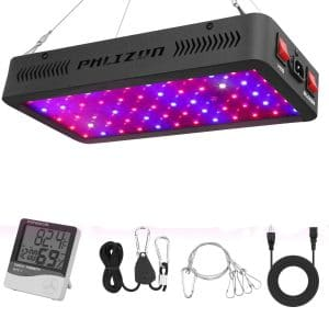 phlizon grow light