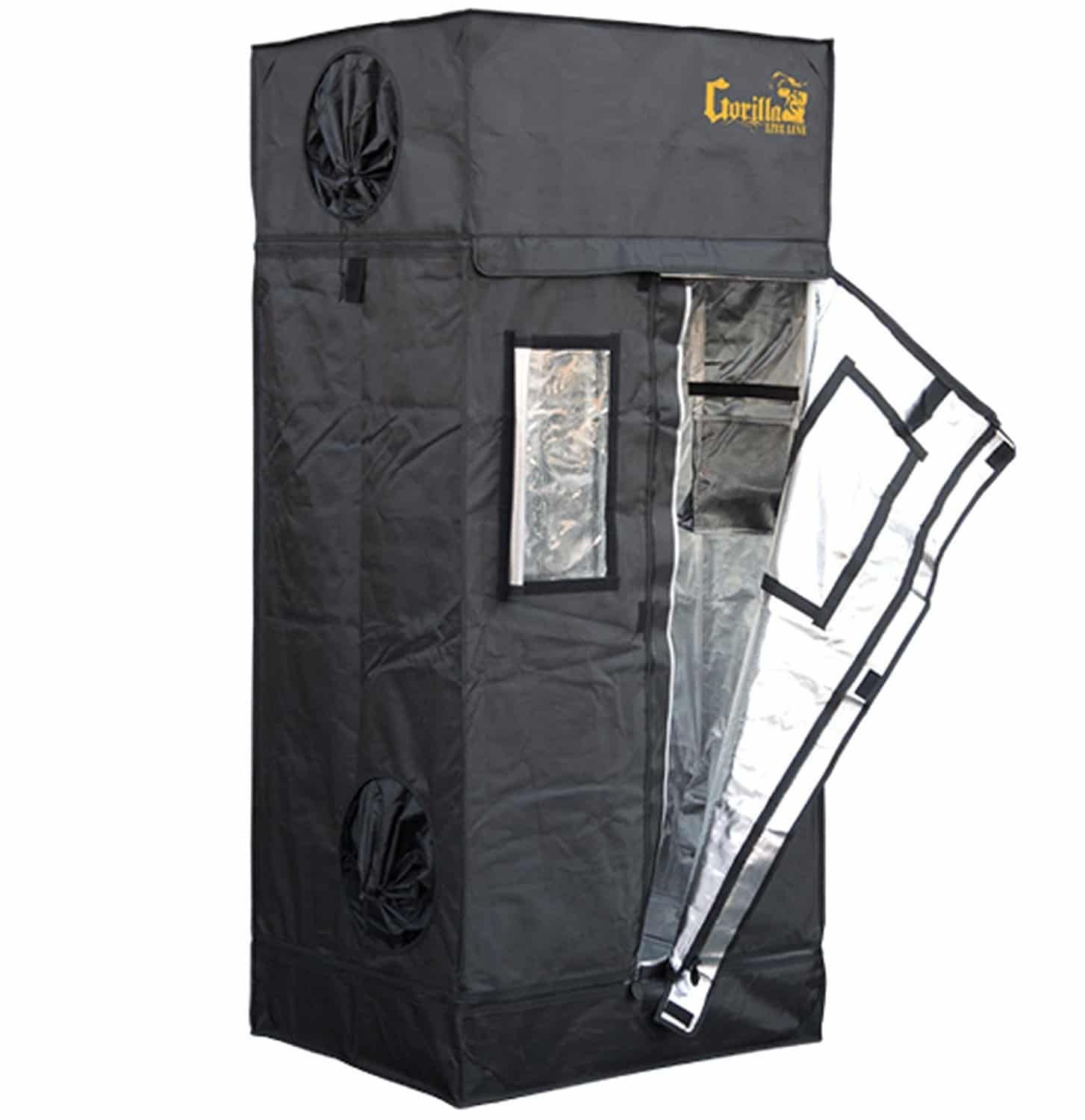 small gorilla grow tents