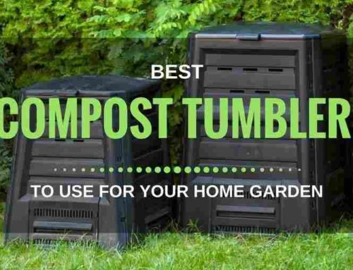Compost Tumbler Bins for Fast & Easy Composting