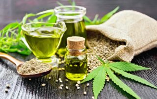 cannabis cooking oil at home