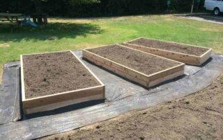 best soil for raised bed garden